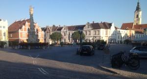 Langenlois town centre
