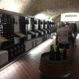 Vinatrium Cellars in Deutschkreutz,