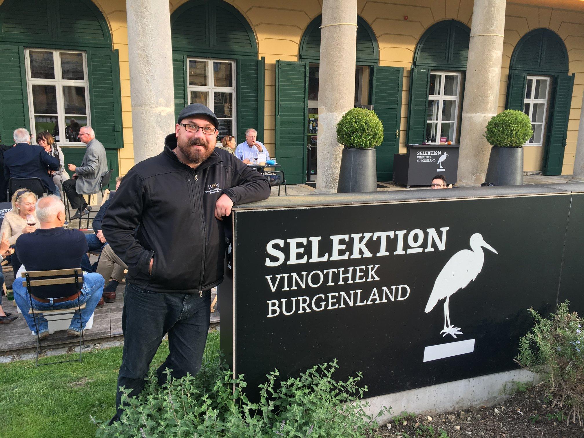 Hahndorf Hill Blaufrankisch tour Austria