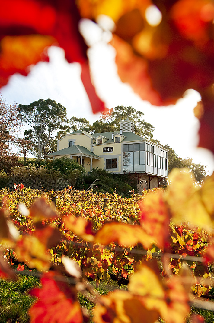 Hahndorf Hill Adelaide Hills wine