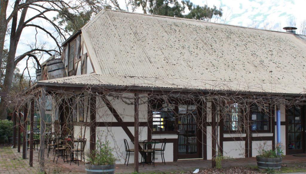 Hahndorf Hill Gruner Veltliner Adelaide Hills cellar door Grüner Veltliner